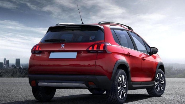 Peugeot 2008 (2018) Exterior 005