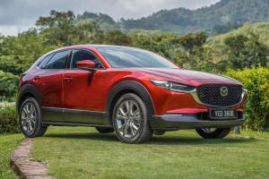 2020 Mazda CX-30 is officially Japan's most beautiful car