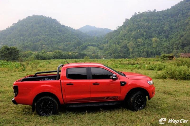 Ford Ranger FX4 2020 bakal diperkenalkan di Malaysia melalui siaran langsung melalui FB dan Youtube 02