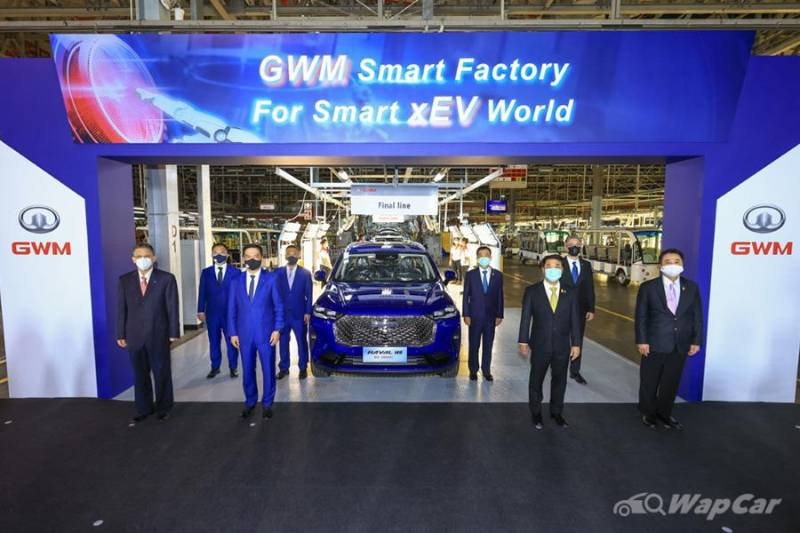 Not so fast, VinFast! Great Wall Motor plans to turn Thailand as ASEAN's EV hub by 2023 02