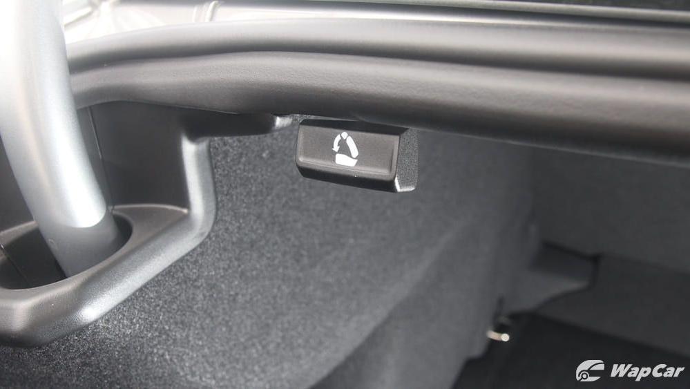 2018 Volkswagen Passat 2.0 TSI Highline Interior 070
