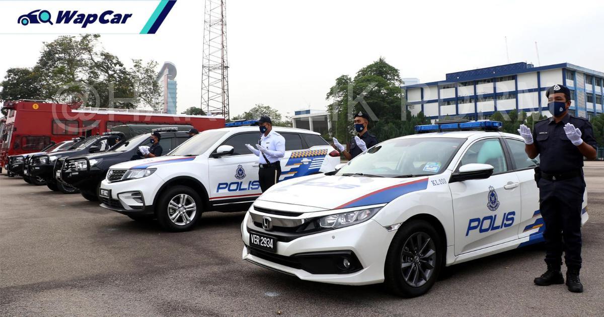 175 unit Honda Civic kereta peronda Polis belum diterima, apa cerita? 01