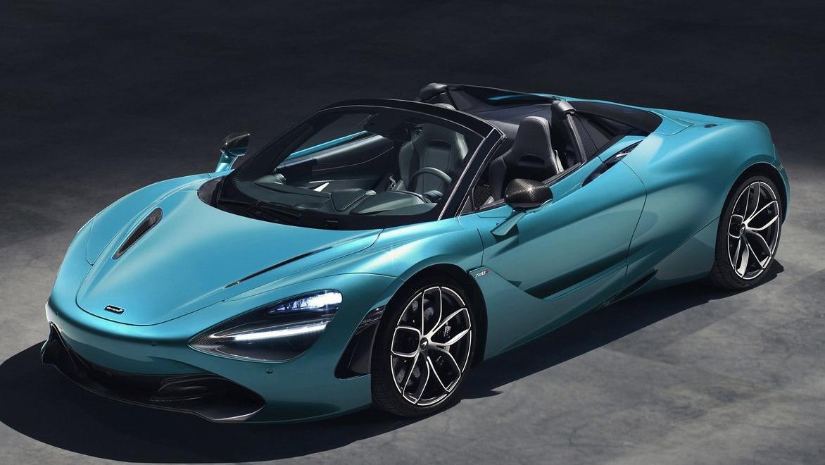McLaren 720S(2019) Exterior 003