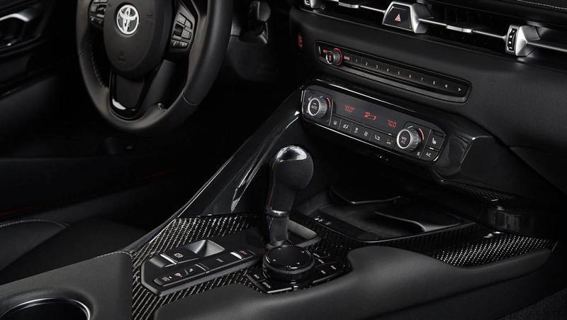 Supra manual? Toyota Supra mungkin akan diberi transmisi manual 02