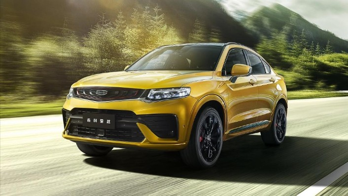 Geely Xing Yue (2018) Exterior 001