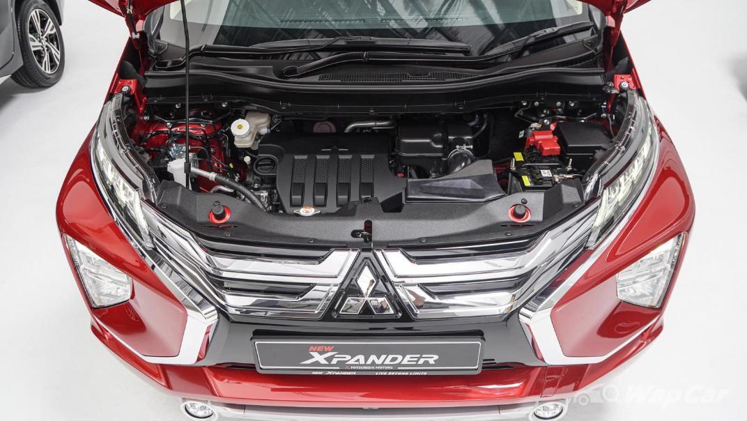 2020 Mitsubishi Xpander 1.5 L Others 002