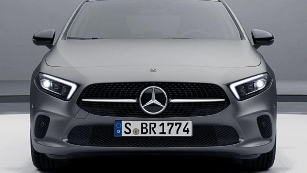 Mercedes-Benz A-Class (2019) Exterior 003