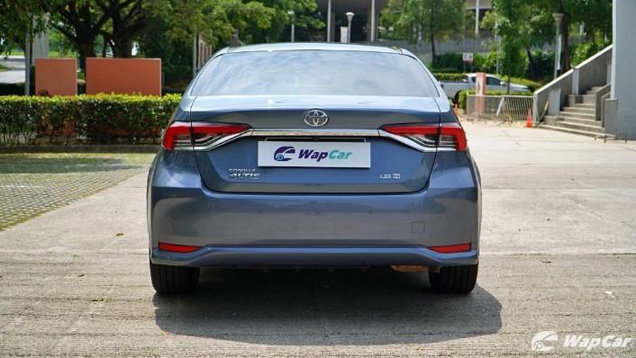 2019 Toyota Corolla Altis 1.8G Exterior 005