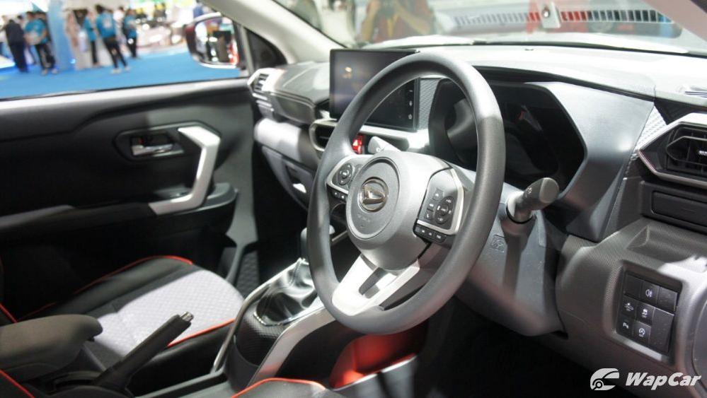 2020 Perodua D55L Upcoming Version Interior 004