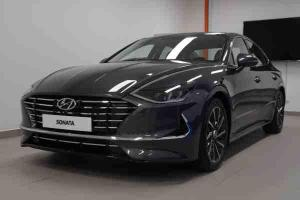 All-new 2020 Hyundai Sonata will make its right-hand-drive debut in Malaysia on Friday!