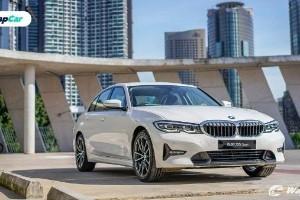 BMW Malaysia semak harga, sehingga RM 31,000 lebih murah