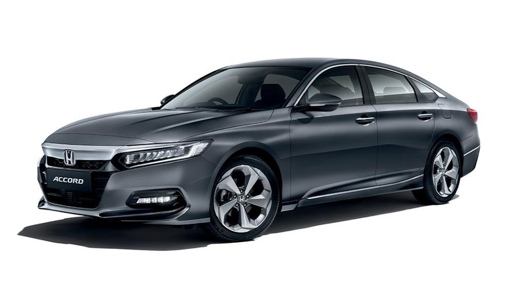 2020 Honda Accord Exterior 001