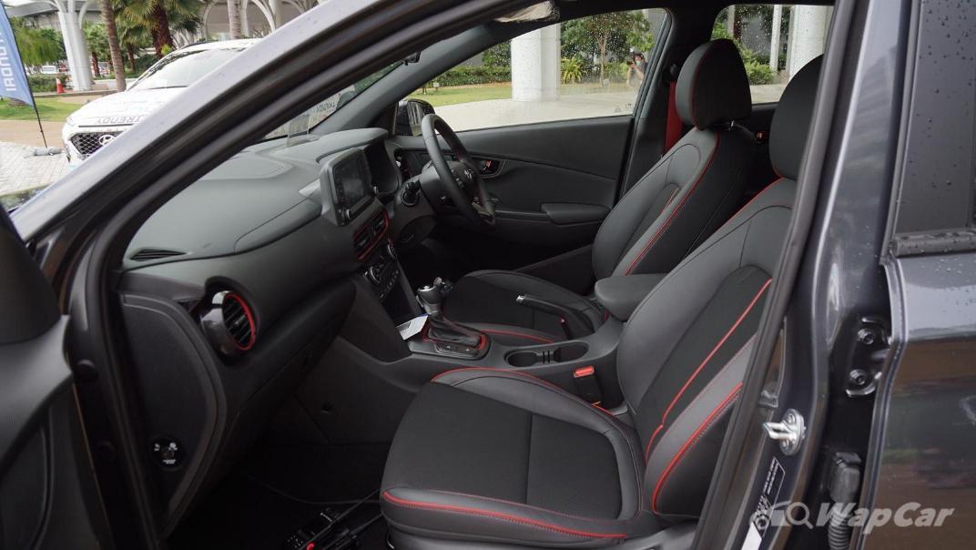 2020 Hyundai Kona 2.0 Standard Interior 016
