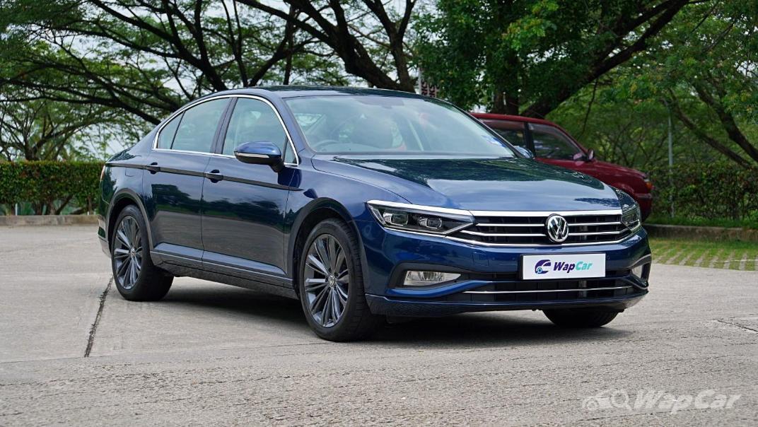 2020 Volkswagen Passat 2.0TSI Elegance Exterior 003