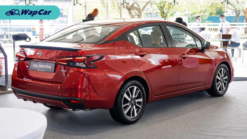 All New 2020 Nissan Almera 8 Features We Get That Thailand Doesn T Wapcar