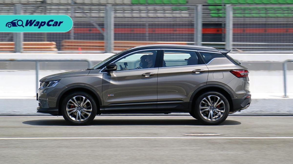 The 2020 Proton X50 is the cheapest car that parks itself 01