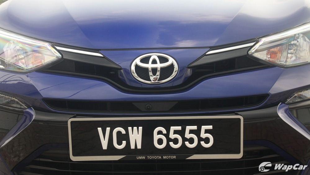 2019 Toyota Vios 1.5G Exterior 036