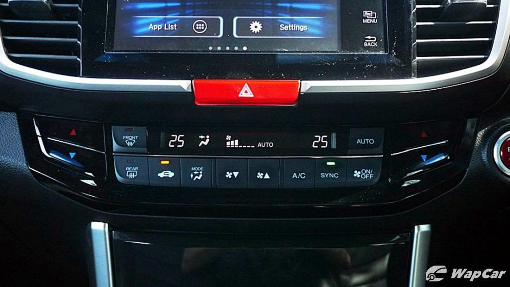 2018 Honda Accord 2.4 VTi-L Advance Interior 061