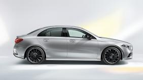 2019 Mercedes-Benz A200 Sedan Progressive Line Exterior 004