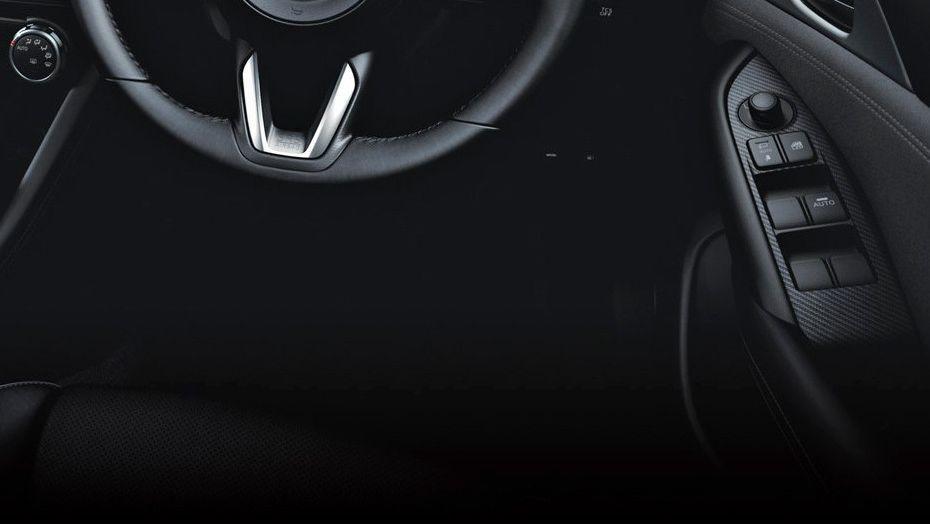 Mazda CX-3 (2018) Interior 003