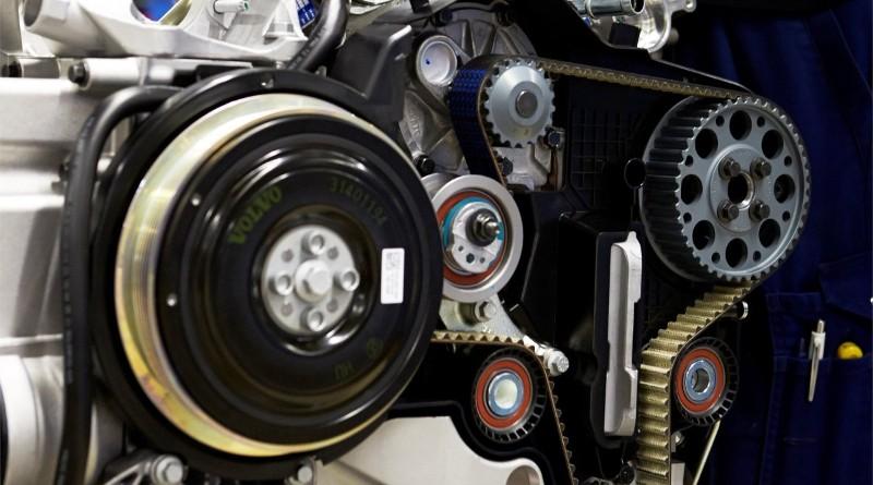 Volvo Geely new engine company