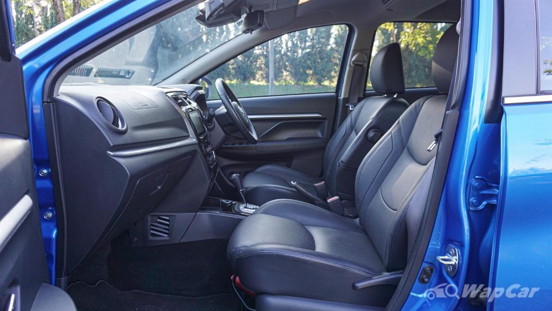 2019 Perodua Aruz 1.5 AV Interior 019