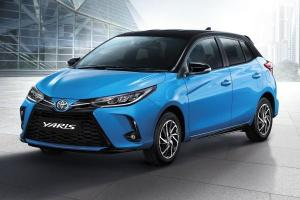 New Toyota Yaris facelift launched in Thailand; ADAS, automatic LED Headlights