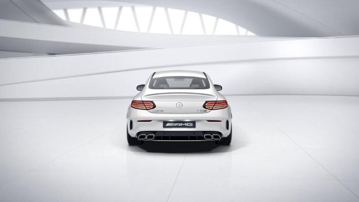 2018 Mercedes-Benz AMG C-Class Coupe C 63 S Exterior 009