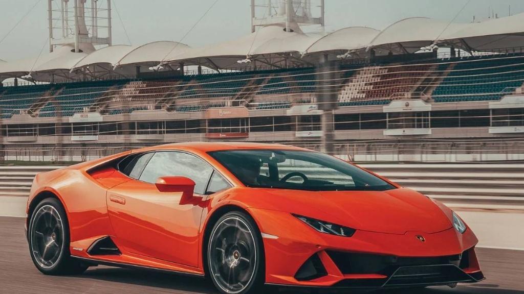 Lamborghini Huracán (2019) Exterior 006