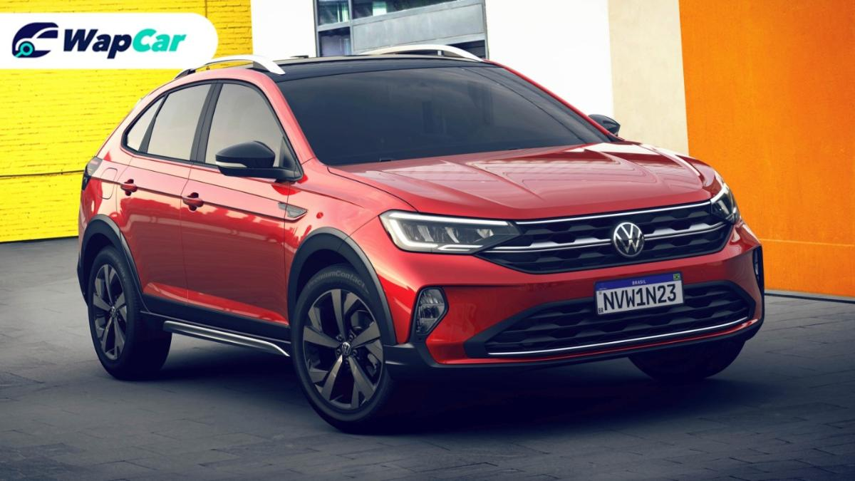 Volkswagen Nivus debuts, would Malaysians want a Polo-based coupe-SUV? 01