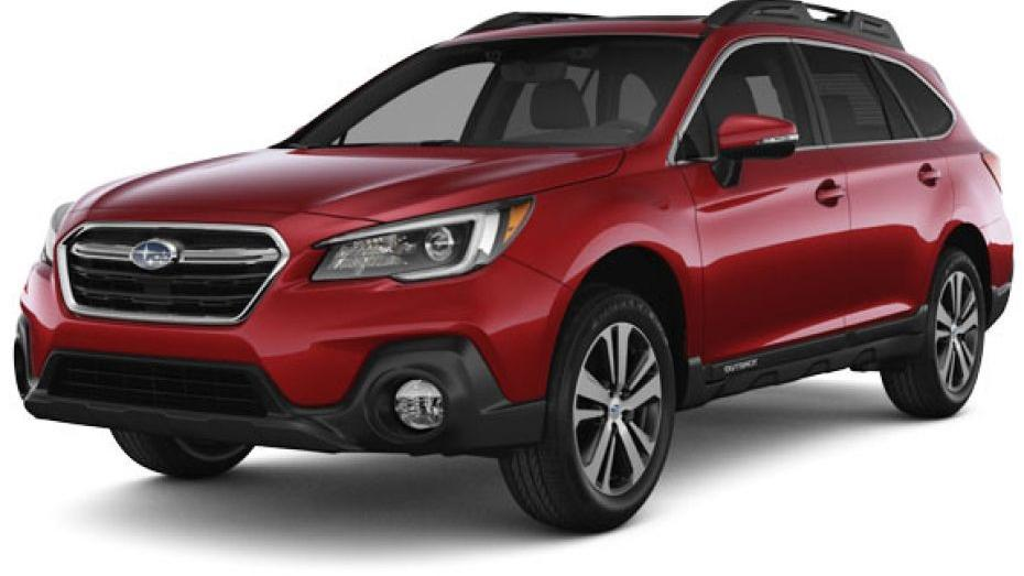 Subaru Outback (2018) Others 008