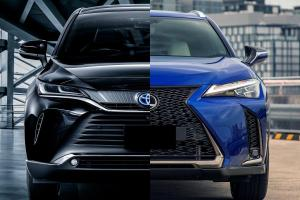 RM 249k 2021 Toyota Harrier vs RM 236k Lexus UX:能买Lexus,为什么要买Toyota?