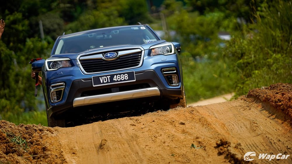 2019 Subaru Forester Off Road