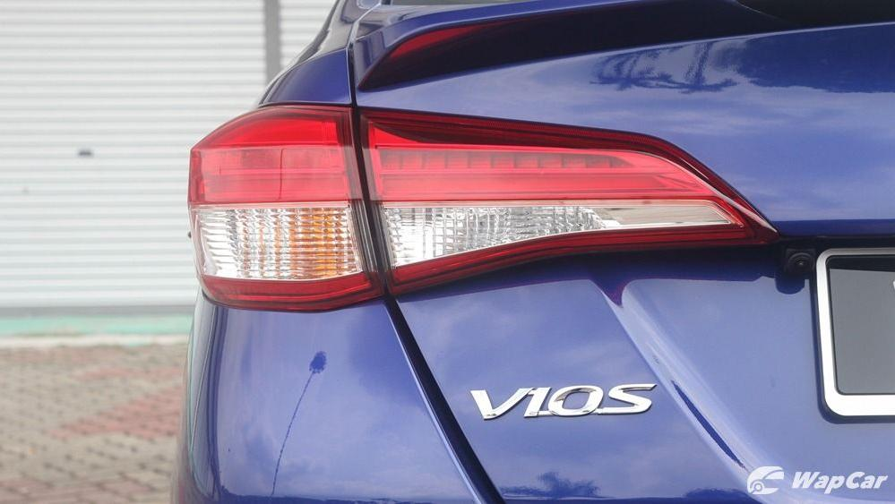 2019 Toyota Vios 1.5G Exterior 041