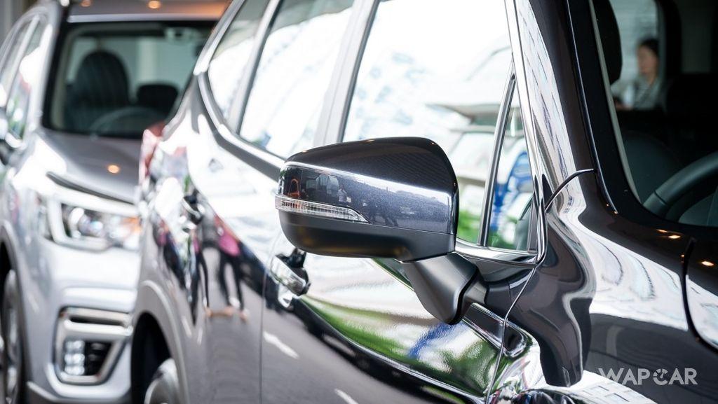 2019 Subaru Forester 2.0i-S EyeSight Exterior 023