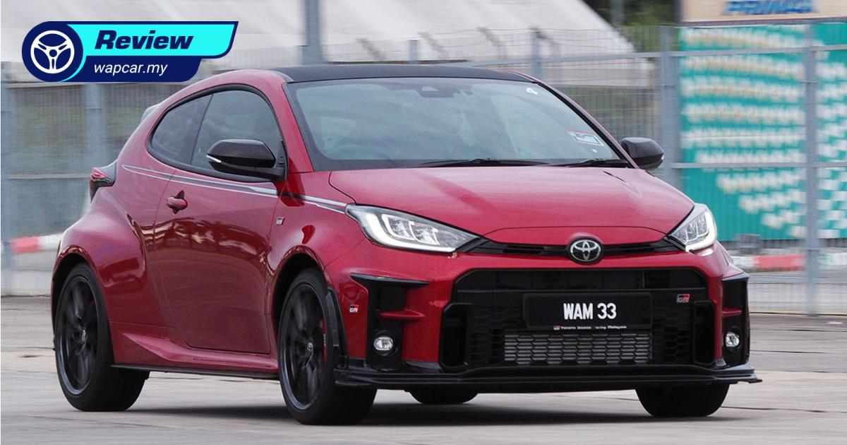 Video Review: Toyota GR Yaris - let us show you how to drive it! 01