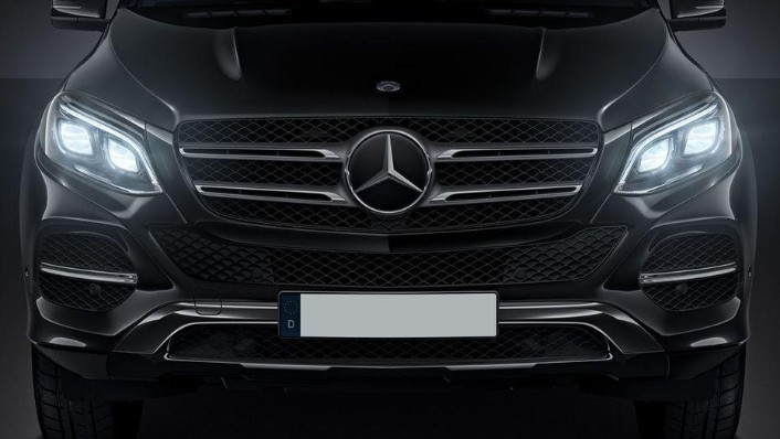 2019 Mercedes-Benz GLE GLE 450 4Matic AMG Line Exterior 006