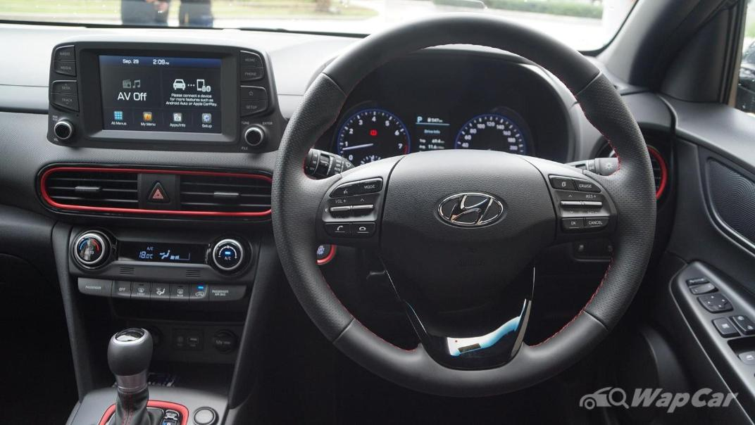 2020 Hyundai Kona 2.0 Standard Interior 002