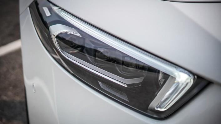 2019 Mercedes-Benz AMG A-Class A35 Exterior 009