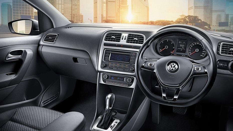 Volkswagen Vento (2018) Interior 002