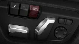 BMW 1 Series (2019) Interior 008