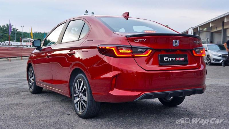 What will Honda Malaysia be launching in 2021? Honda City Hatchback, Honda Odyssey Facelift, and more 02