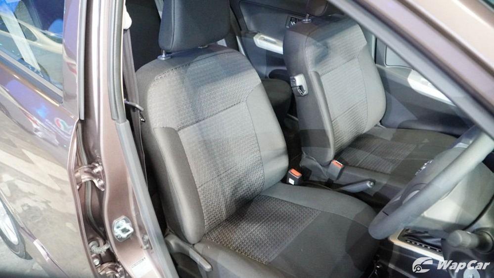 2020 Perodua Bezza 1.0 G (M) Interior 016