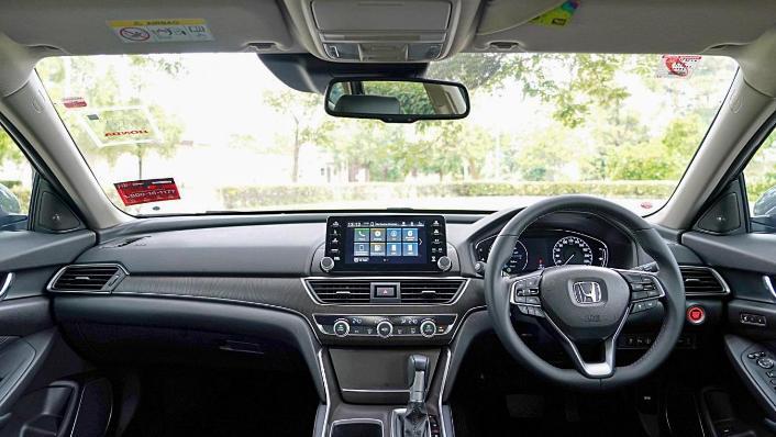 2020 Honda Accord 1.5TC Premium Interior 003