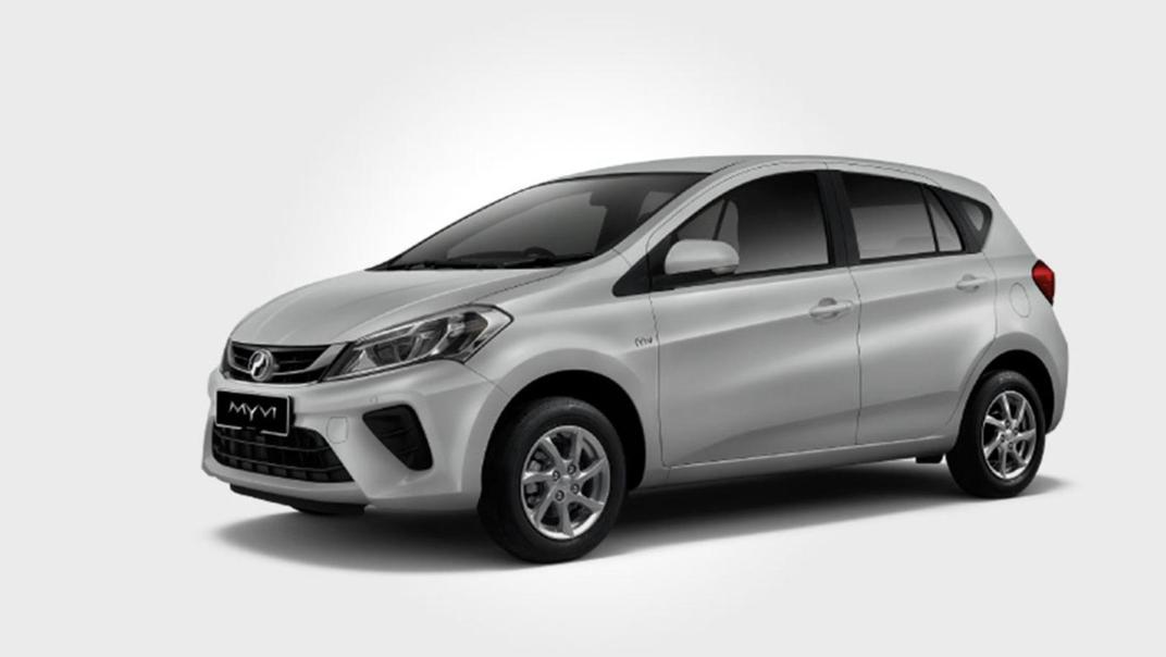 2020 Perodua Myvi 1.3L G AT Others 002