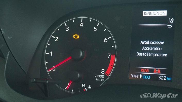 2021 Toyota GR Yaris Interior 008