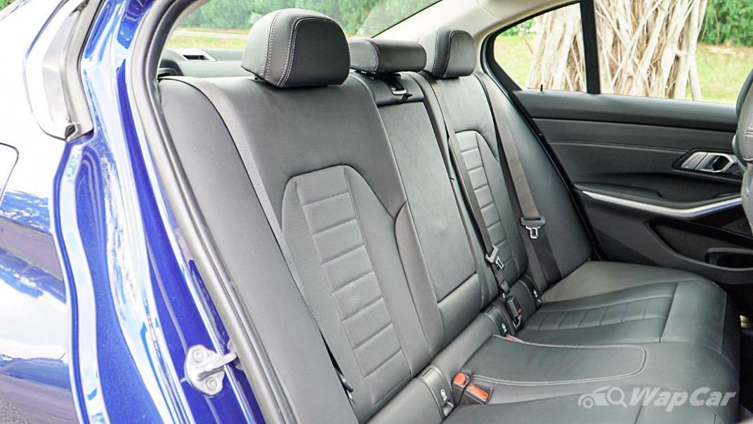 2020 BMW 3 Series 320i Sport Interior 068