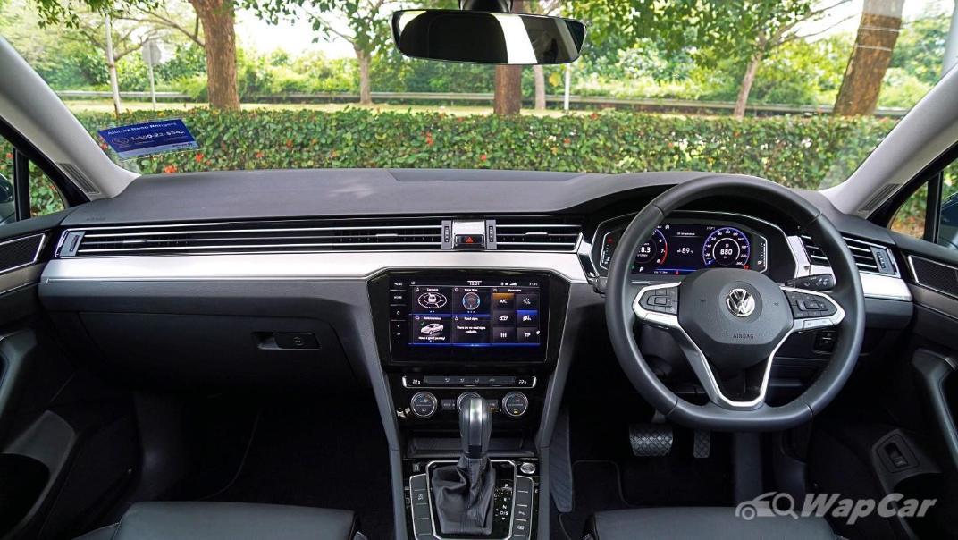 2020 Volkswagen Passat 2.0TSI Elegance Interior 001