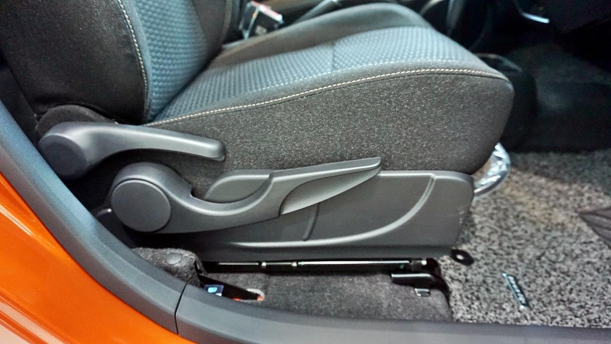 2019 Perodua Axia Style 1.0 AT Interior 083