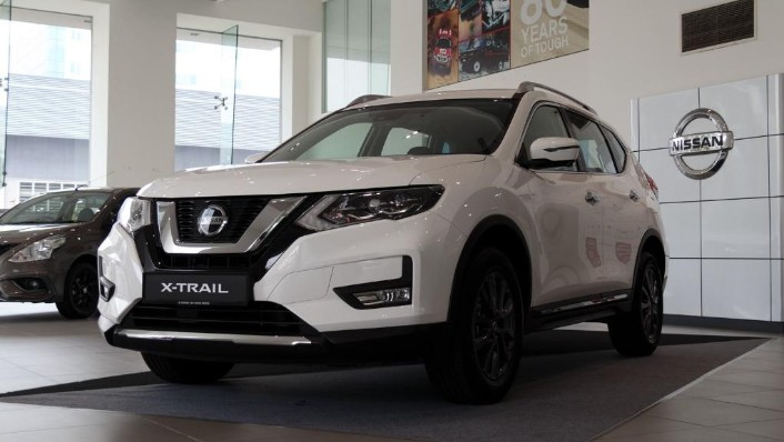2019 Nissan X-Trail 2.5 4WD Exterior 001